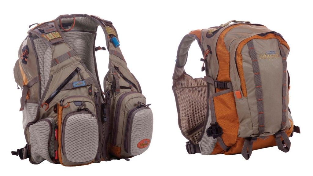 Fishpond Wildhorse Tech Pack: this thing can carry just about anything you need comfortably.