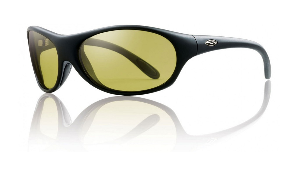 Smith Guide's Choice Sunglasses with Polarchromic Amber lens.