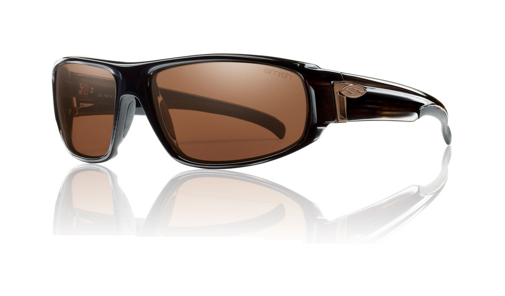 Smith Tenet Sunglasses with Polarchromic Copper lenses.